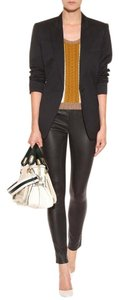 Burberry J Brand Iro The Row Skinny Pants Black