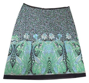 Elie Tahari Skirt Multi