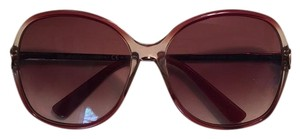 Gucci Gucci 70's Inspired Rose Gold Sunglasses