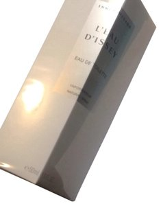 Issey Miyake New Sealed Issey Miyake L'eau D'issey Eau De Toilette 50ml