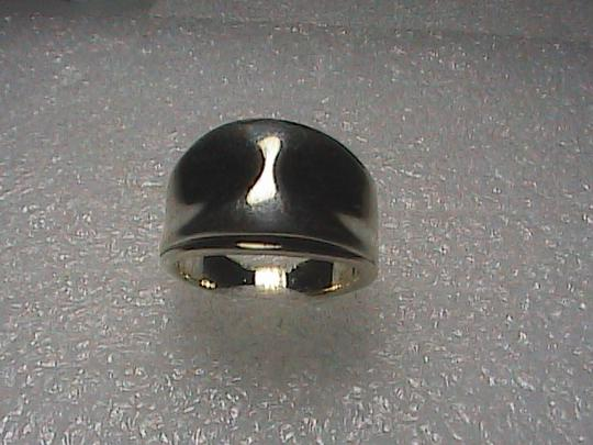 Vintage Sterling Silver Dome Ring