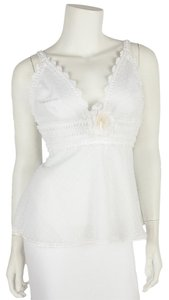 Andrew Gn Top White