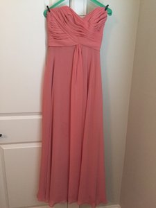 Allure Bridals Salmon Allure Dress Dress