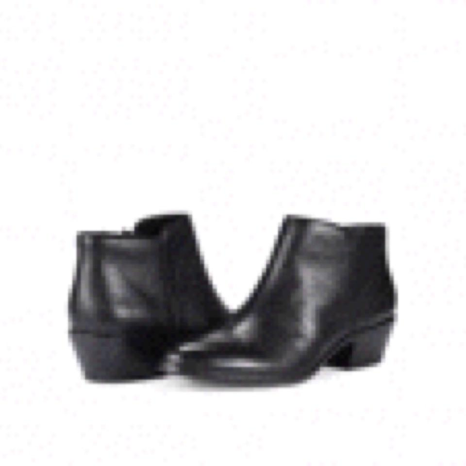 Sam Edelman Black Leather Ankle Petty Ankle Leather Boots/Booties 5da8d6