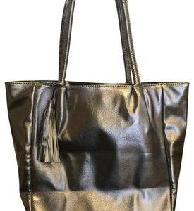 Other Tote in Metallic