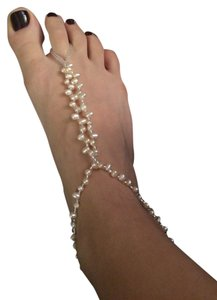 Other Pearl, Ivory Sandals