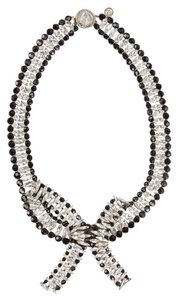 Guy Laroche Outstanding Guy Laroche Crystal and Jet Necklace Paris
