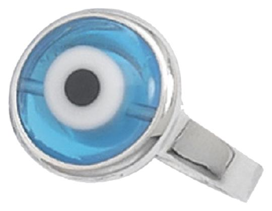 Other Sterling Silver Evil Eye Ring