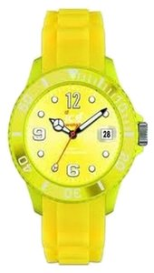 Ice Ice Unisex Silicone Watch SIYWBS09 Yellow Analog