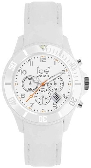 Ice Ice Unisex Chrono Watch CHWEBL11 White Analog