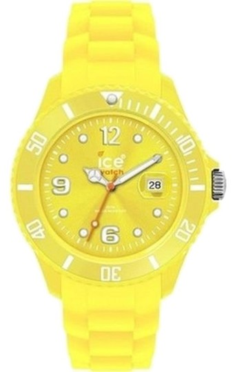 Ice Ice Unisex Casual Watch SIEVBS10 Yellow Analog