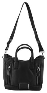 Marc by Marc Jacobs Nylon Satchel in Black