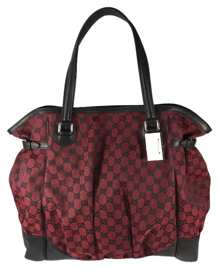 Preload https://item3.tradesy.com/images/gucci-monogram-full-moon-red-canvas-shoulder-bag-1593002-0-2.jpg?width=440&height=440