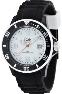 Ice Ice Female Fashion Watch Watch SI.BW.S.S.12 Black Analog