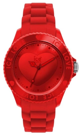 Ice Ice Unisex Dress Watch LORDUS10 Red Analog