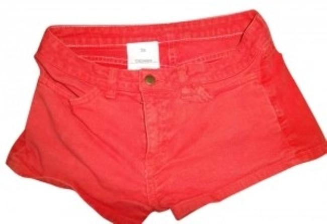 Preload https://item5.tradesy.com/images/american-apparel-red-minishort-shorts-size-4-s-27-159309-0-0.jpg?width=400&height=650