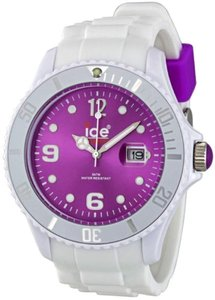 Ice Ice Female Dress Watch SIWVBS10 Purple Analog