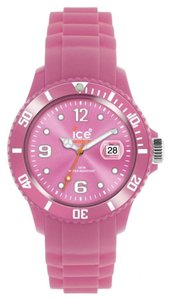 Ice Ice Unisex Sili Summer Watch SS.VT.U.S.11 Pink Analog