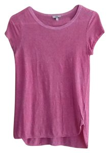 Joie T Shirt Pink