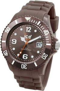 Ice Ice Unisex Dress Watch SIIRBS09 Brown Analog