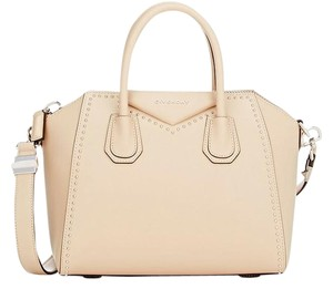 Givenchy Antigona Buff Studded Shoulder Bag