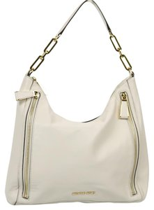 Michael Kors Leather Gold Hardware Shoulder Bag