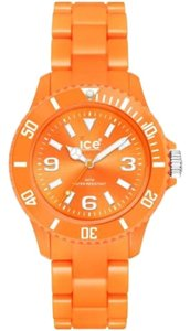 Ice Ice Unisex Dress Watch CFOEUP10 Orange Analog