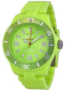 Ice Ice Unisex Dress Watch CFGNBP10 Green Analog