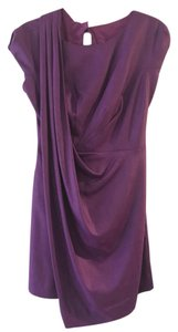BCBGMAXAZRIA Plum Dress