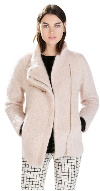 Item - Pink With Funnel M Coat Size 8 (M)