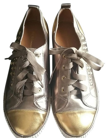 Preload https://img-static.tradesy.com/item/15932977/bronze-and-gold-sneakers-size-us-8-0-1-540-540.jpg