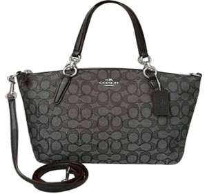 Coach Kelsey Crossbody Signature Shoulder Bag