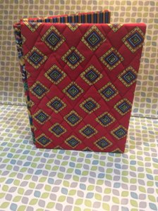 Cute Vera Bradley Red Villa Double Photo Frame