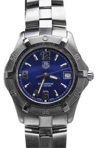 TAG Heuer Tag Huer 200m Stainless Steel WN1112-0 - 38mm