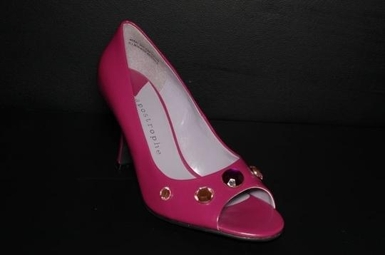 Preload https://item5.tradesy.com/images/apostrophe-fuchsia-dominique-open-toe-pink-jewels-pumps-size-us-75-regular-m-b-15934-0-0.jpg?width=440&height=440