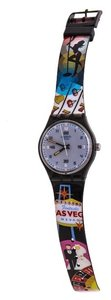 Swatch Limited Edition Swatch Las Vegas Watch - 1998