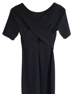 A|X Armani Exchange Office Work Crisscross Strap Dress
