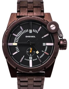 Diesel Diesel Large Brown PVD Men's Watch