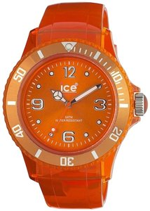 Ice Ice Unisex Dress Watch JYOTUU10 Orange Analog