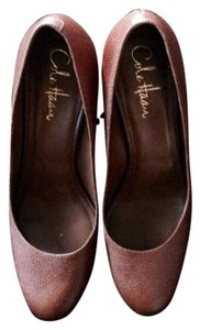 Cole Haan Cognac Pumps