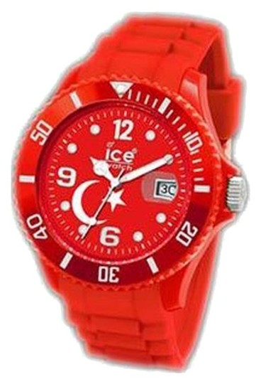 Ice Ice Male Fashion Watch WO.TR.B.S.10 Red Analog