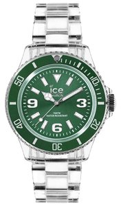 Ice Ice Female Fashion Watch Watch PU.FT.U.P.12 Clear Analog