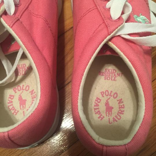 Polo Sport Pink Athletic