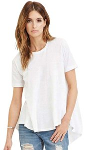 Forever 21 Trapeze Lightweight Cotton T Shirt
