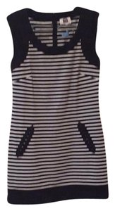 Laundry by Shelli Segal short dress Black & white on Tradesy