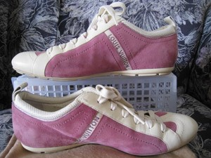 Louis Vuitton Pink, Off White Athletic
