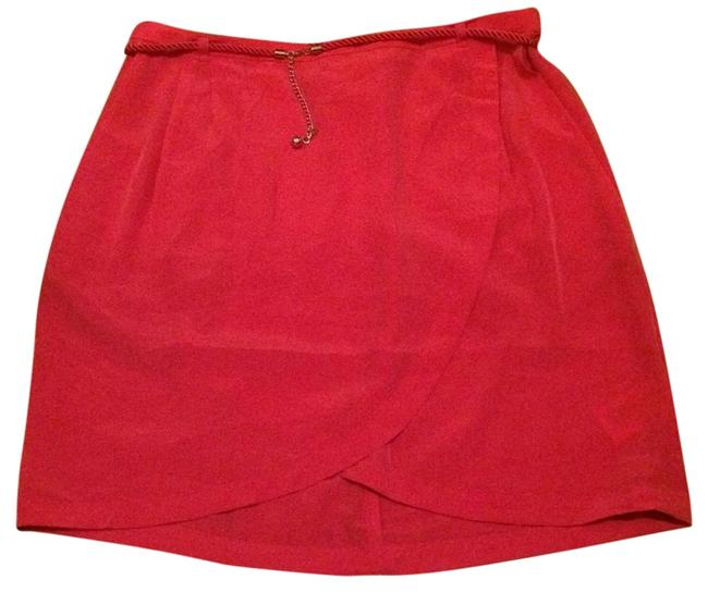 Item - Pink Skirt Size 6 (S, 28)