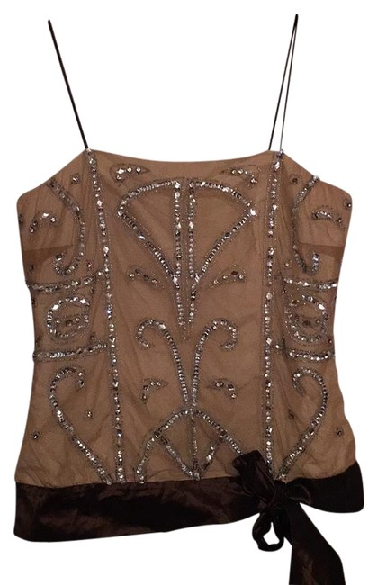 Preload https://img-static.tradesy.com/item/15939661/plenty-by-tracy-reese-embellished-blouse-night-out-top-size-12-l-0-1-650-650.jpg
