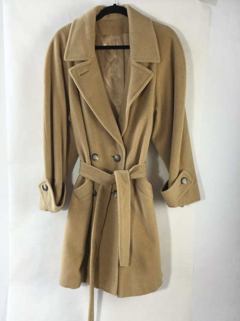 Neiman Marcus Winter Trench Coat