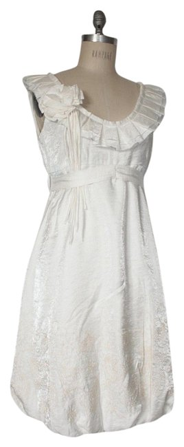 Preload https://img-static.tradesy.com/item/15940132/anthropologie-ivory-hazel-embroidered-bubble-above-knee-formal-dress-size-12-l-0-1-650-650.jpg